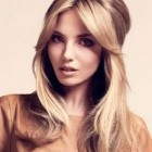 Hairstyles for a long hair