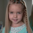 Hairstyles for long hair for kids