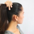 Hairstyles for long hair wikihow