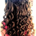 Hairstyles for school long hair