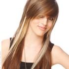 Hairstyles for straight hair