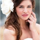 Hairstyles for the bride