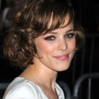 Hairstyles for wavy hair women
