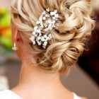 Hairstyles for weddings 2014