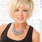 Hairstyles for women over 50 years old