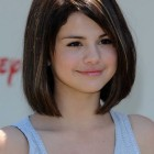 Hairstyles in short hair for girls