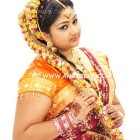 Hindu bridal hairstyles pictures