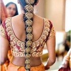 Indian wedding bridal hairstyles