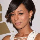 Keri hilson short haircut