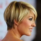 Latest in short hairstyles for women