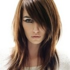 Layered hair cuts