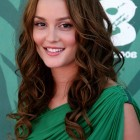 Long curly hairstyles for women