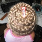 Long french braid hairstyles