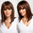 Medium length hairstyles for 2015
