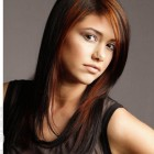 Medium long hairstyles 2014