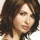 Medium style haircuts for thick hair