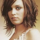 Medium to short hairstyles 2014