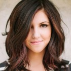 Mid length hairstyles 2014