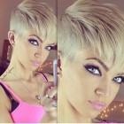 New hairstyles for short hair 2015