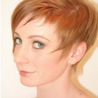 Picture of pixie haircut