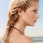 Pictures of french braid hairstyles