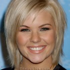 Pictures of short to medium hairstyles