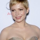 Pixie crop haircut