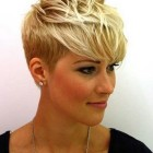 Pixie cut women