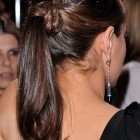 Ponytail prom hairstyles