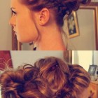 Prom updos 2015