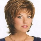 Short and medium length hairstyles for women