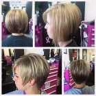 Short bobbed hairstyles 2015