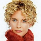 Short curly haircuts pictures