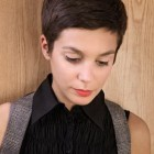 Short hair pixie cuts