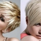 Short hair styles for 2014