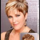 Short haircuts for over 50 women