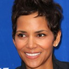 Short haircuts for women black women