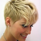 Short hairstyle for 2015