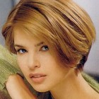 Short hairstyles for bobs