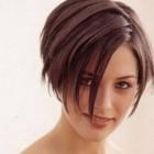 Short hairstyles for spring 2014