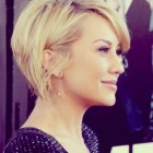 Short hairstyles women 2015