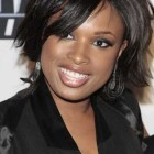 Short layered black hairstyles