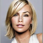 Short or medium haircuts for women