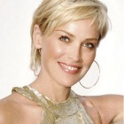 Short short hairstyles for older women