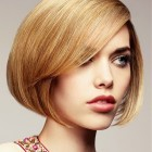 Short straight haircuts for women