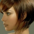 Short straight hairstyles 2014
