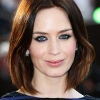 Short straight hairstyles for women