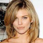 Short to medium haircuts with layers