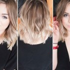 Short to medium length hairstyles 2015