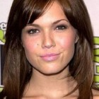 Shoulder length hairstyles 2014